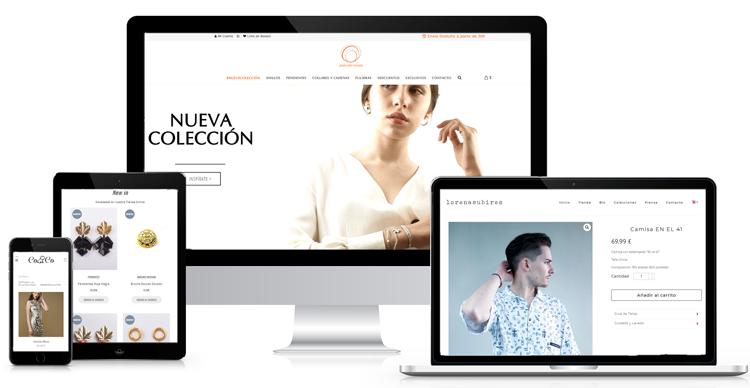 ba7f5cdda Diseño Web en Sevilla. Agencia de Marketing Digital y Diseño Web. Expertos en  Tiendas